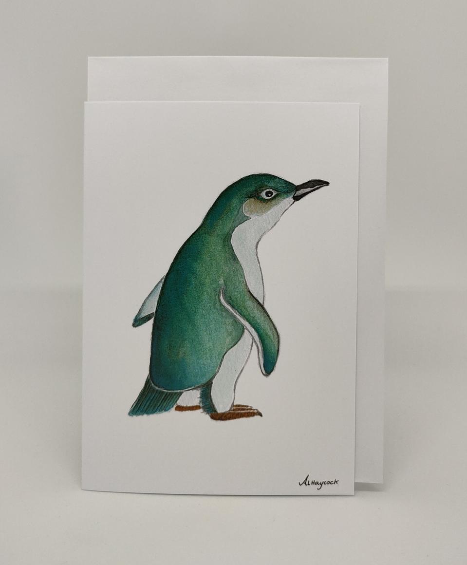 Penguin Card | Trada Marketplace