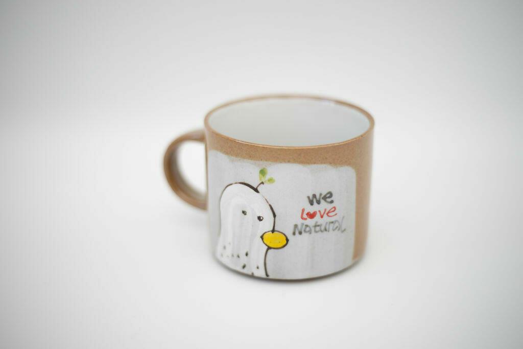 We Love Natural Mug-duck   Trada Marketplace