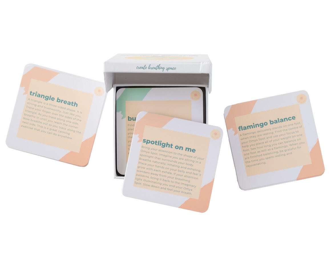 Mindful Moments Activity Cards | Trada Marketplace