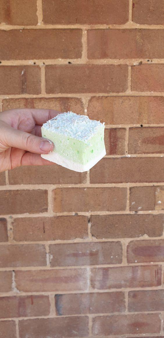 Lime and Coconut Marshmallows | Trada Marketplace