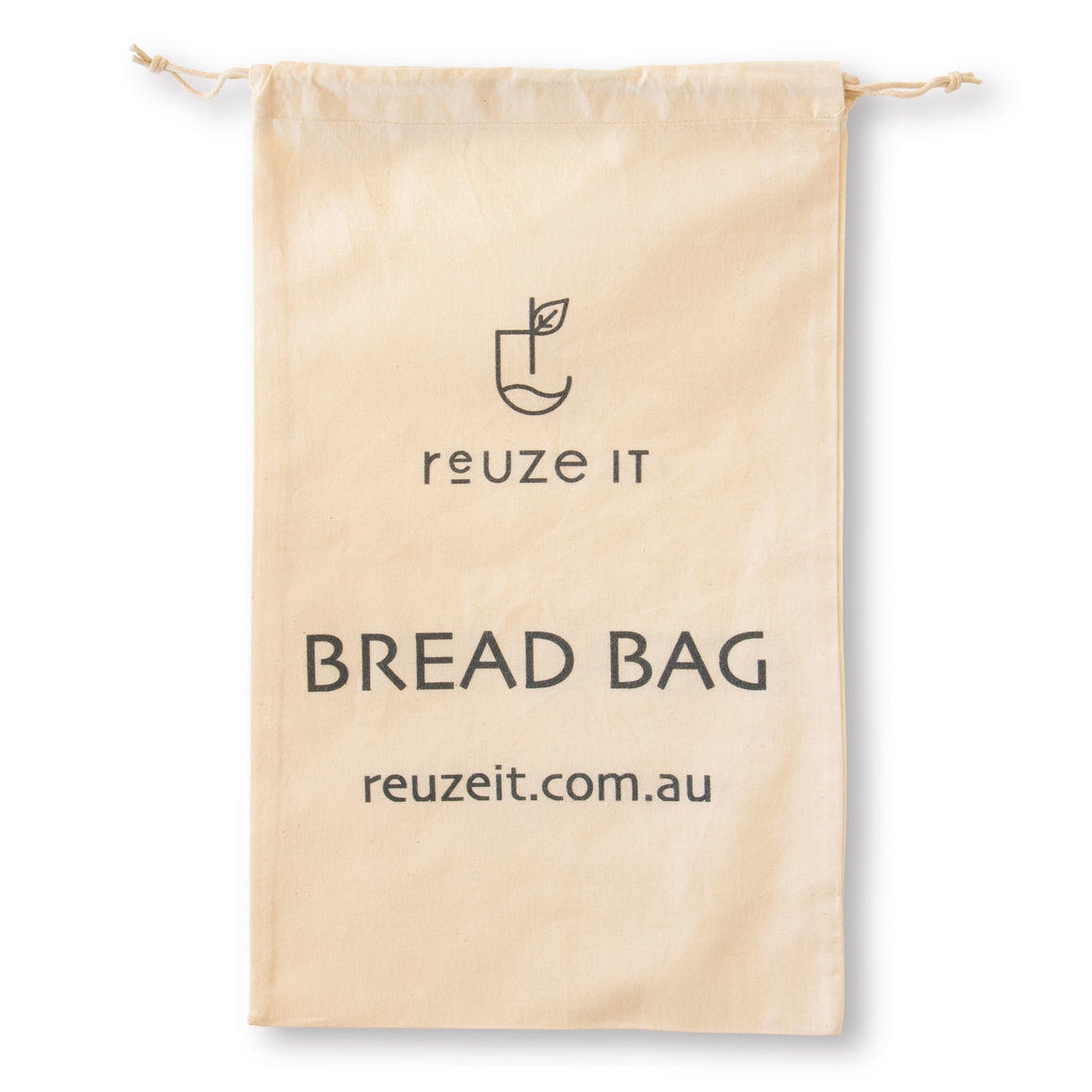 Organic Cotton Bread Bag   Trada Marketplace