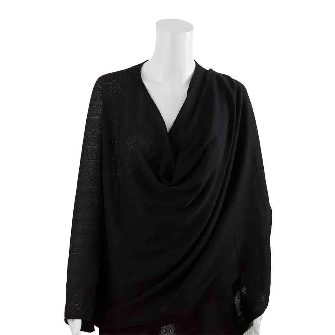 Textured Knit Nursing Cover | Trada Marketplace