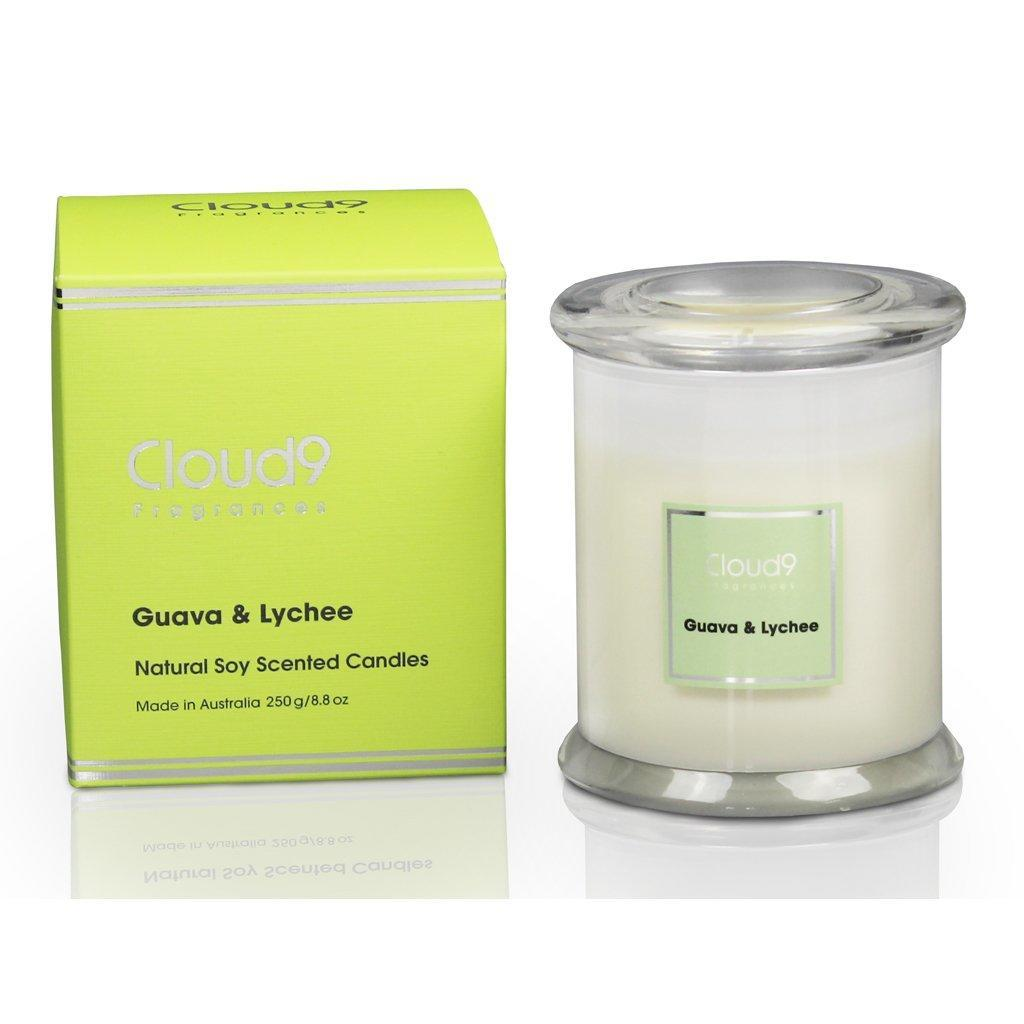 Guava & Lychee Jar Candle | Trada Marketplace