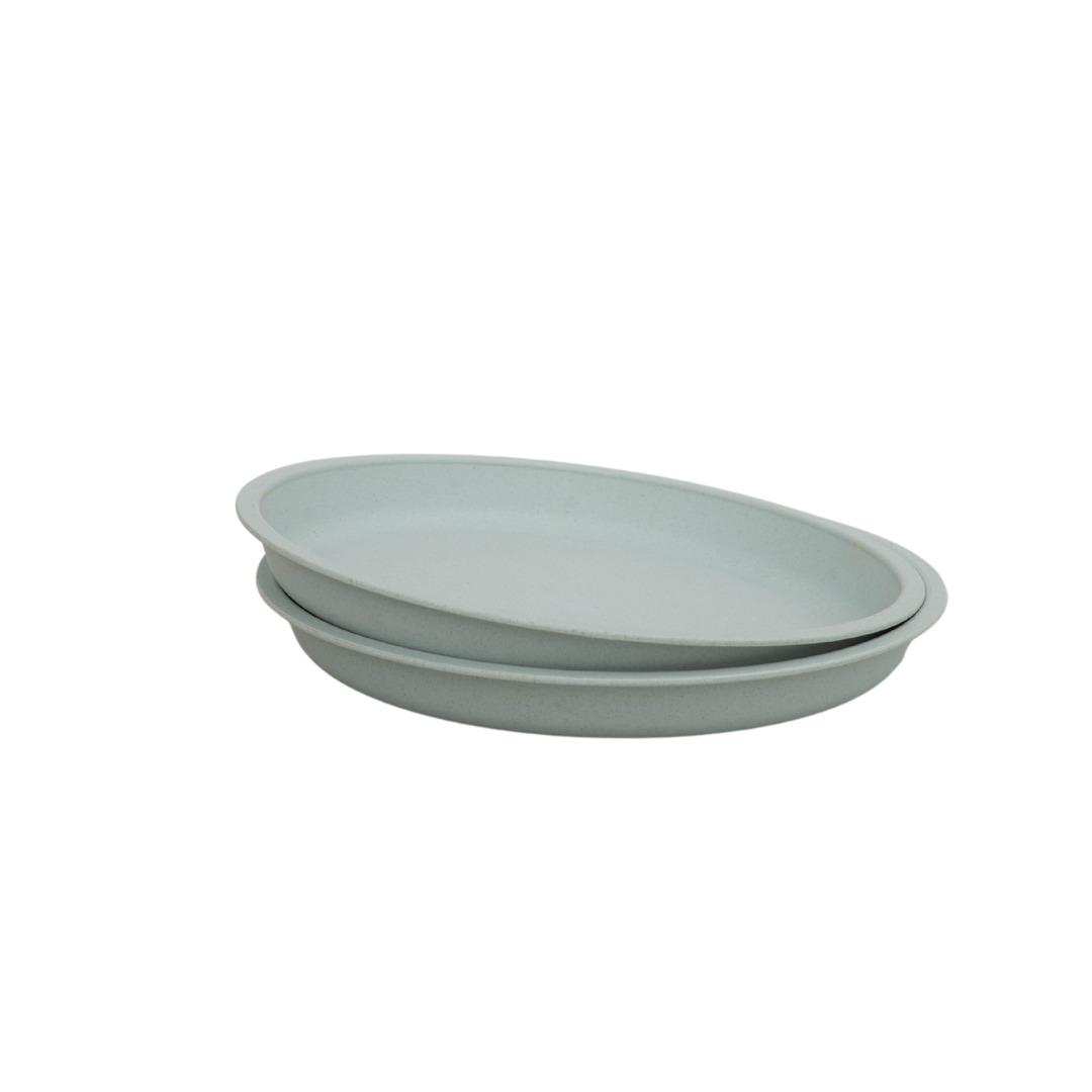 Plate Duos Fern | Trada Marketplace