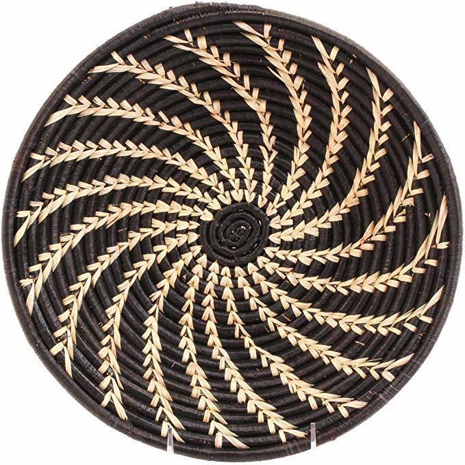 Small 20cm diameter woven bowl - Feather | Trada Marketplace