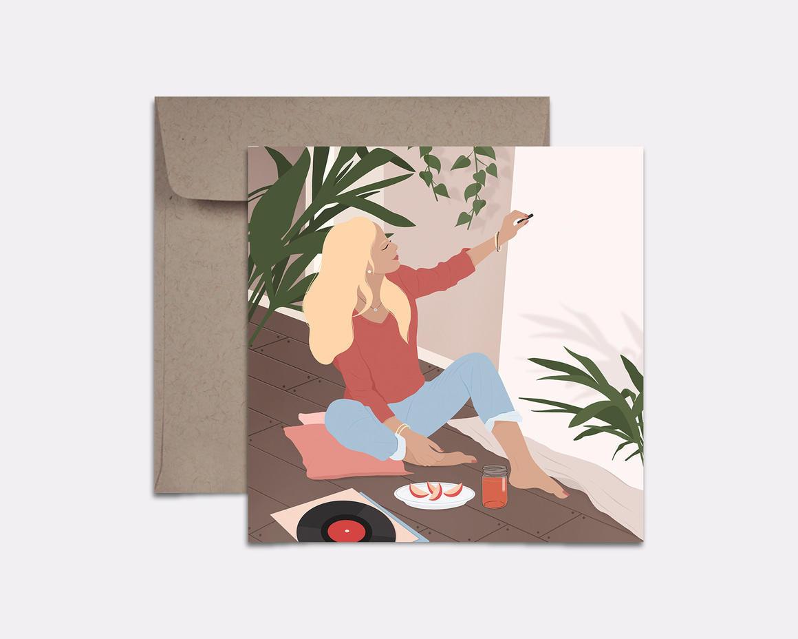 The Artist Card | Trada Marketplace