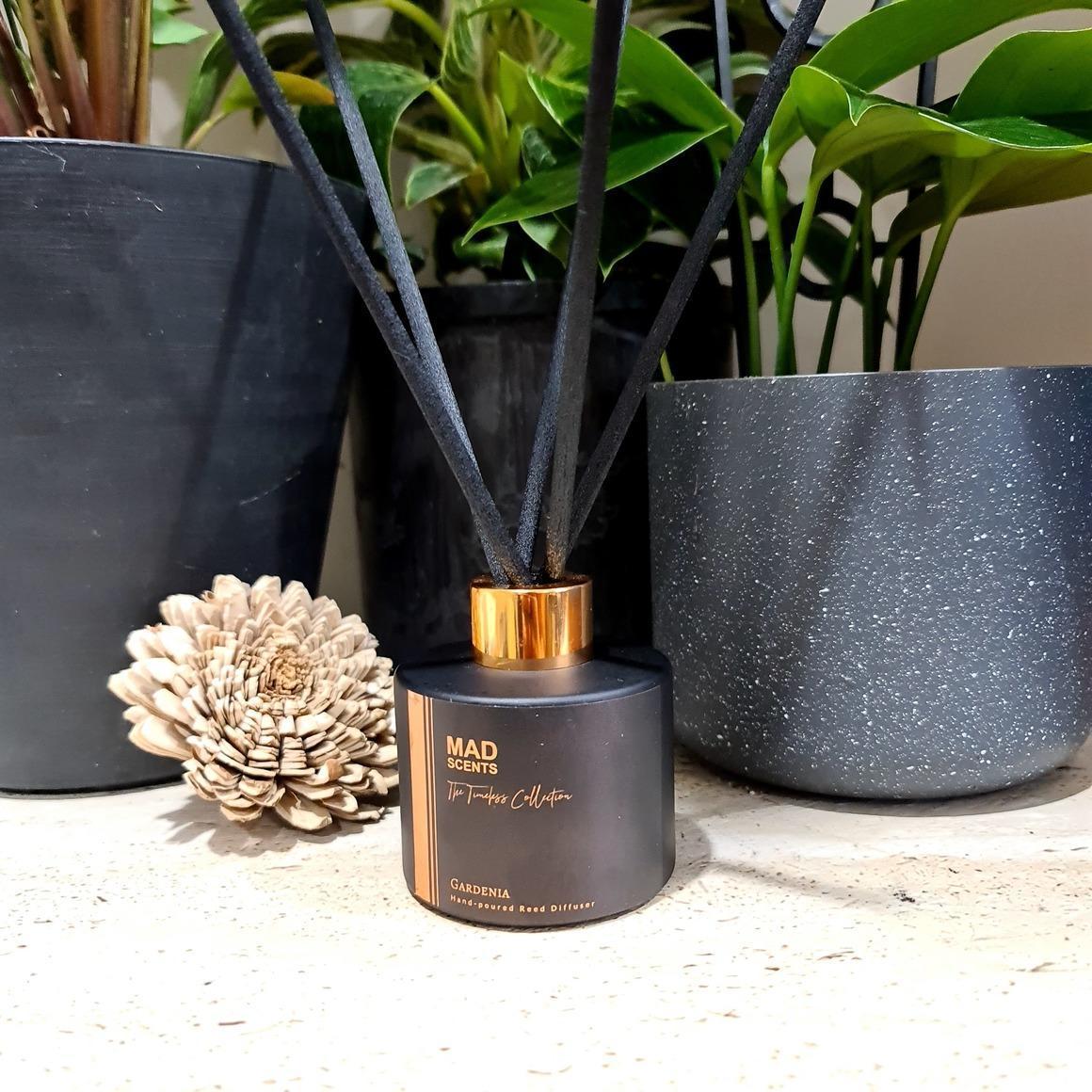 Gardenia Reed Diffuser | Trada Marketplace
