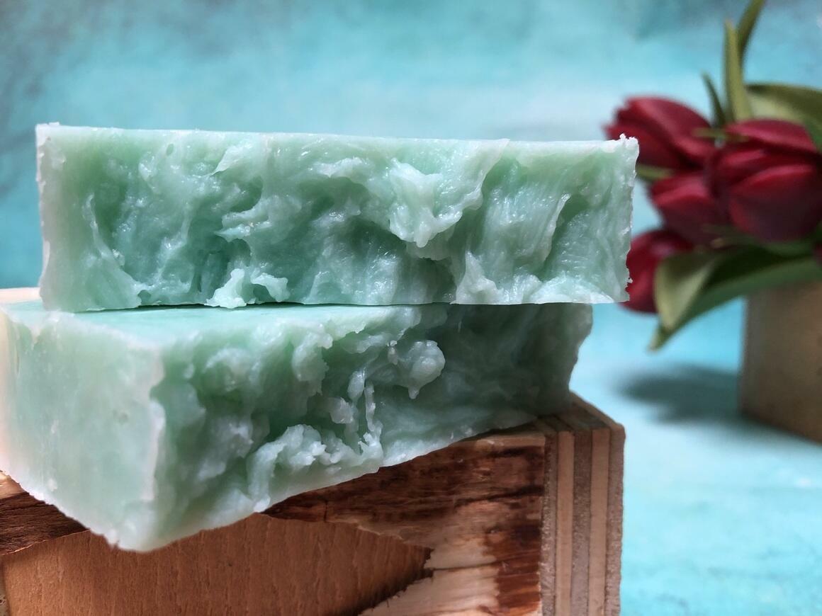 Spring Morning Artisan Soap   Trada Marketplace