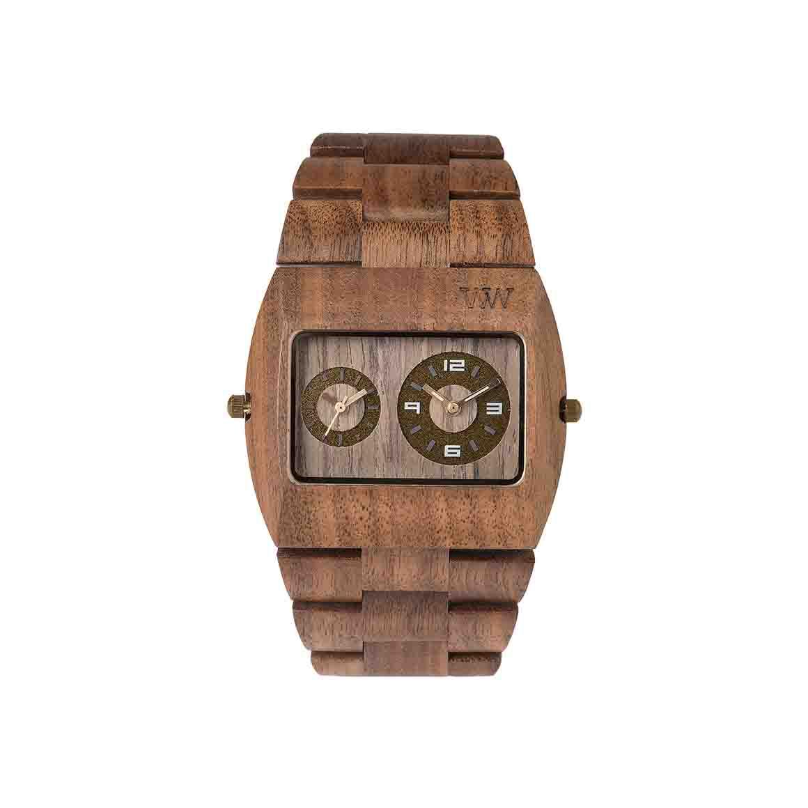Jupiter Nut Wood Watch   Trada Marketplace