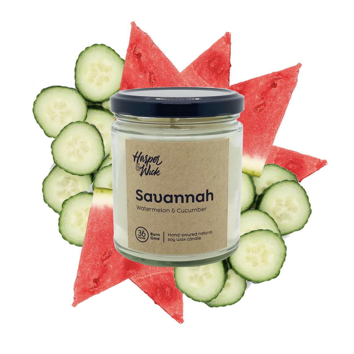 Savannah - Watermelon & Cucumber | Trada Marketplace