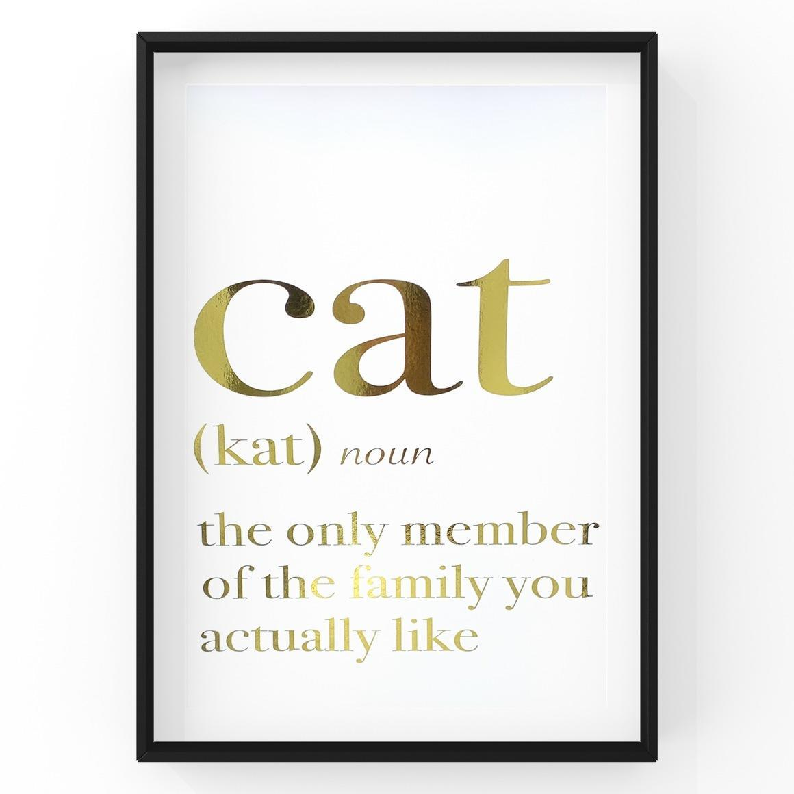 Cat the only Member of the Family | Trada Marketplace