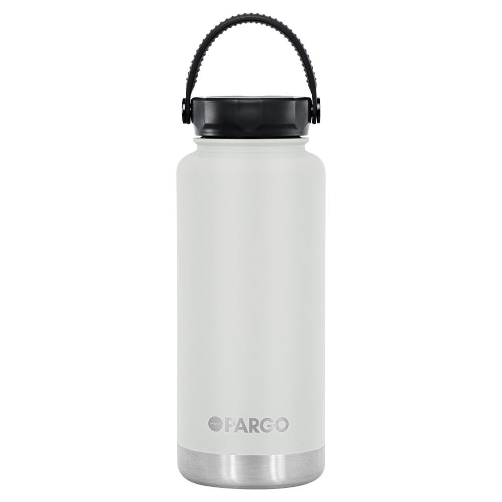 Insulated Water Bottle BONE White | Trada Marketplace