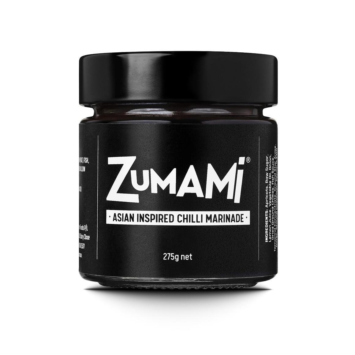 ZUMAMI Asian Inspired Chilli MARINADE | Trada Marketplace