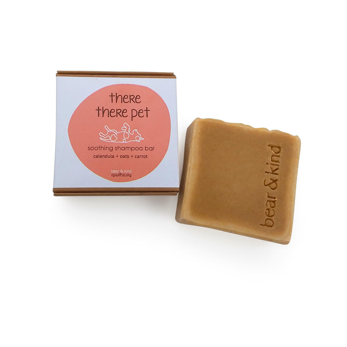There There Pet Soothing Shampoo Bar  | Trada Marketplace