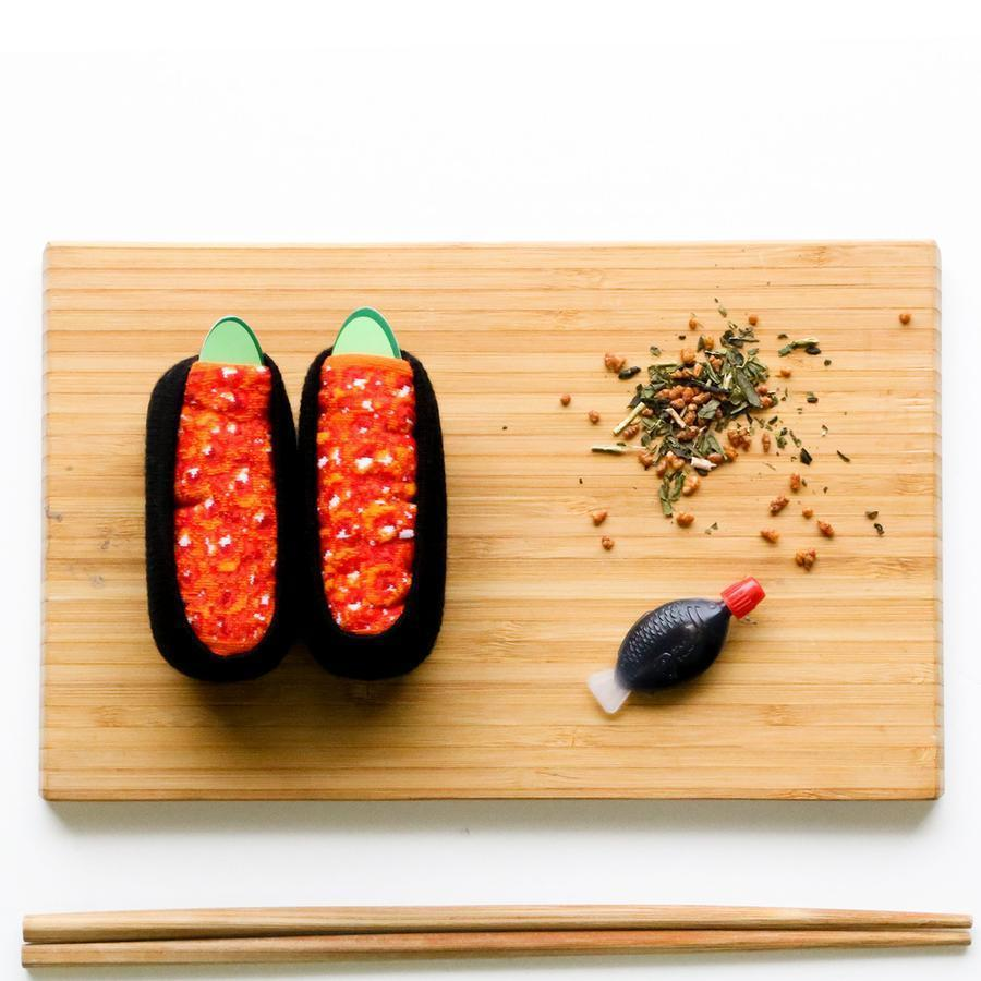 Sushi Socks Salmon Roe | Trada Marketplace