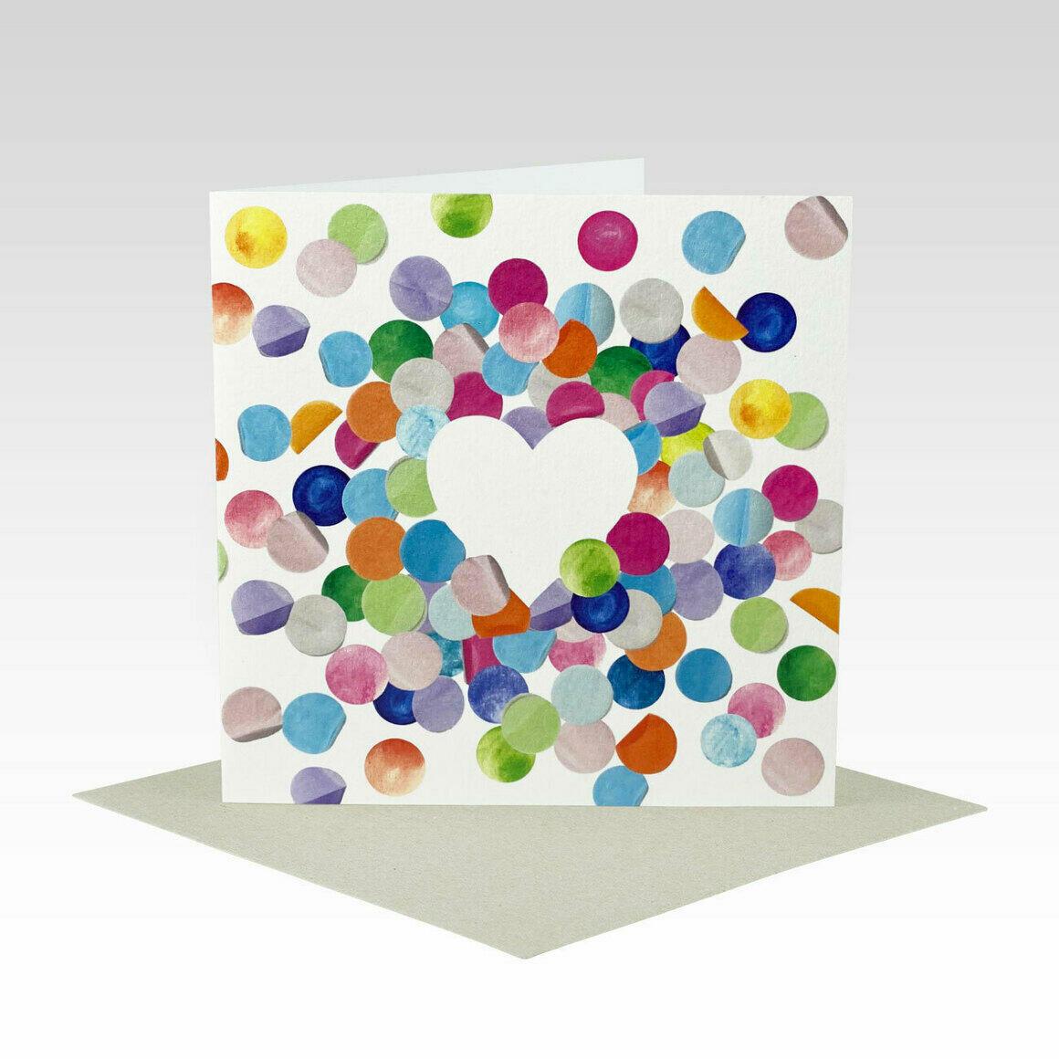 GEN080 – Confetti Heart   Trada Marketplace