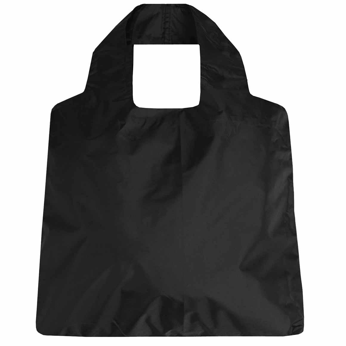 Black SAKitToMe Foldable Shopping Bag  | Trada Marketplace