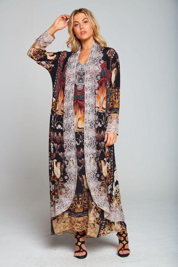 Enchanted Long Jacket | Trada Marketplace