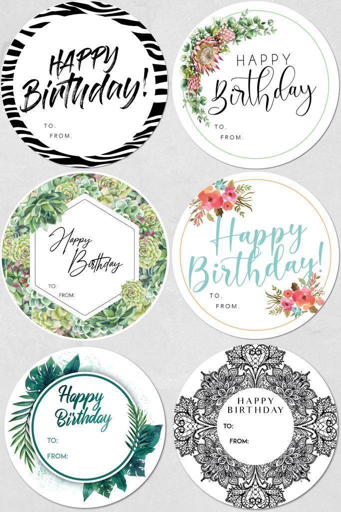 MIXED BIRTHDAY PACK 2 | Trada Marketplace