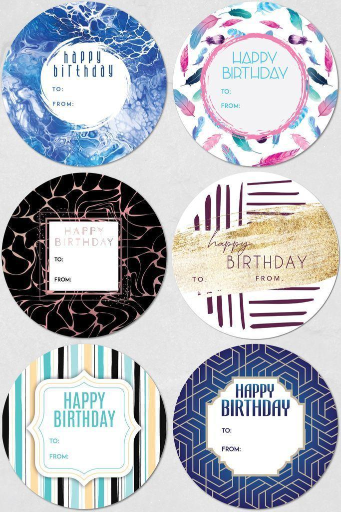 MIXED BIRTHDAY PACK 3 | Trada Marketplace