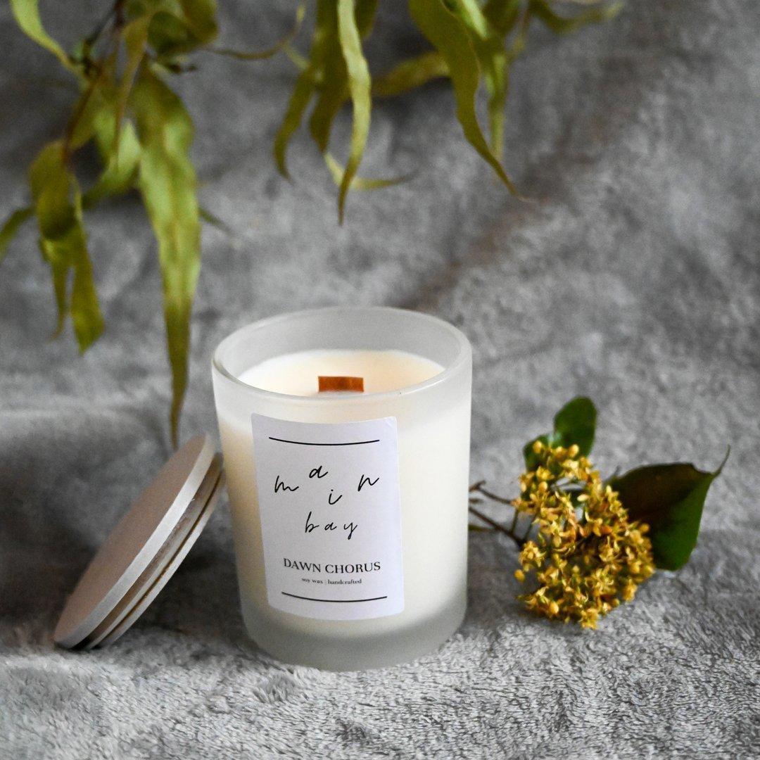 Dawn Chorus 165g Milieu Candle | Trada Marketplace