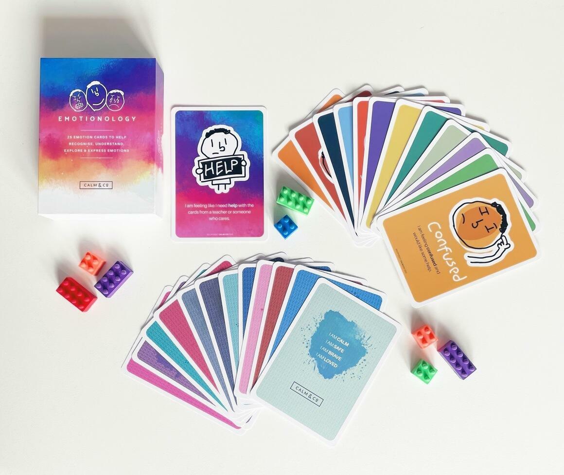 EMOTIONOLOGY CARDS | Trada Marketplace