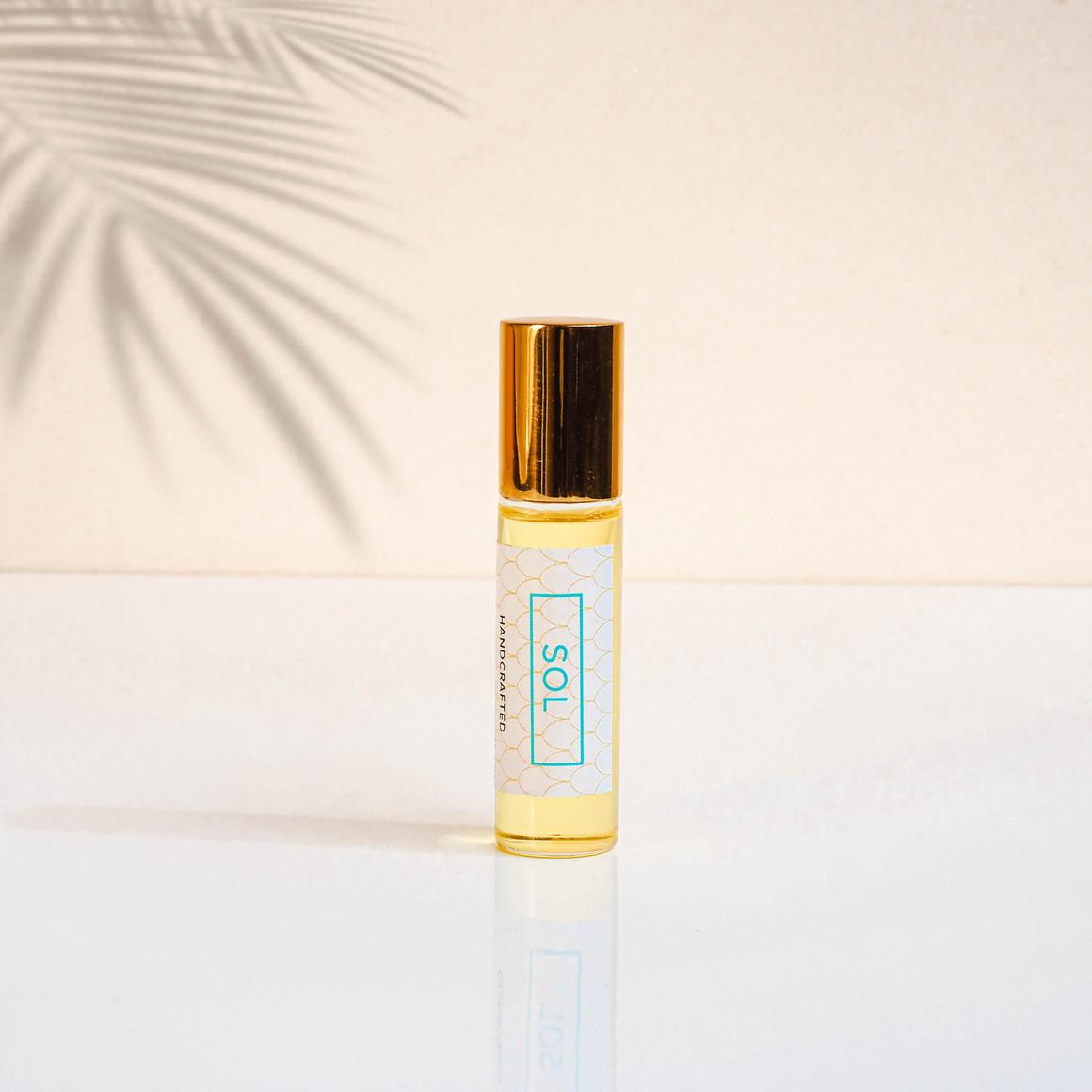 Sol - Natural Perfume Oil    Trada Marketplace