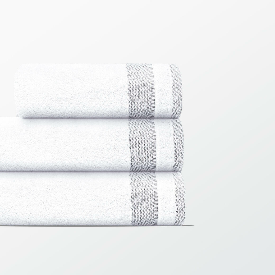 RC SURF Super Soft Towel Collection - White Sand - Hand Towel   Trada Marketplace