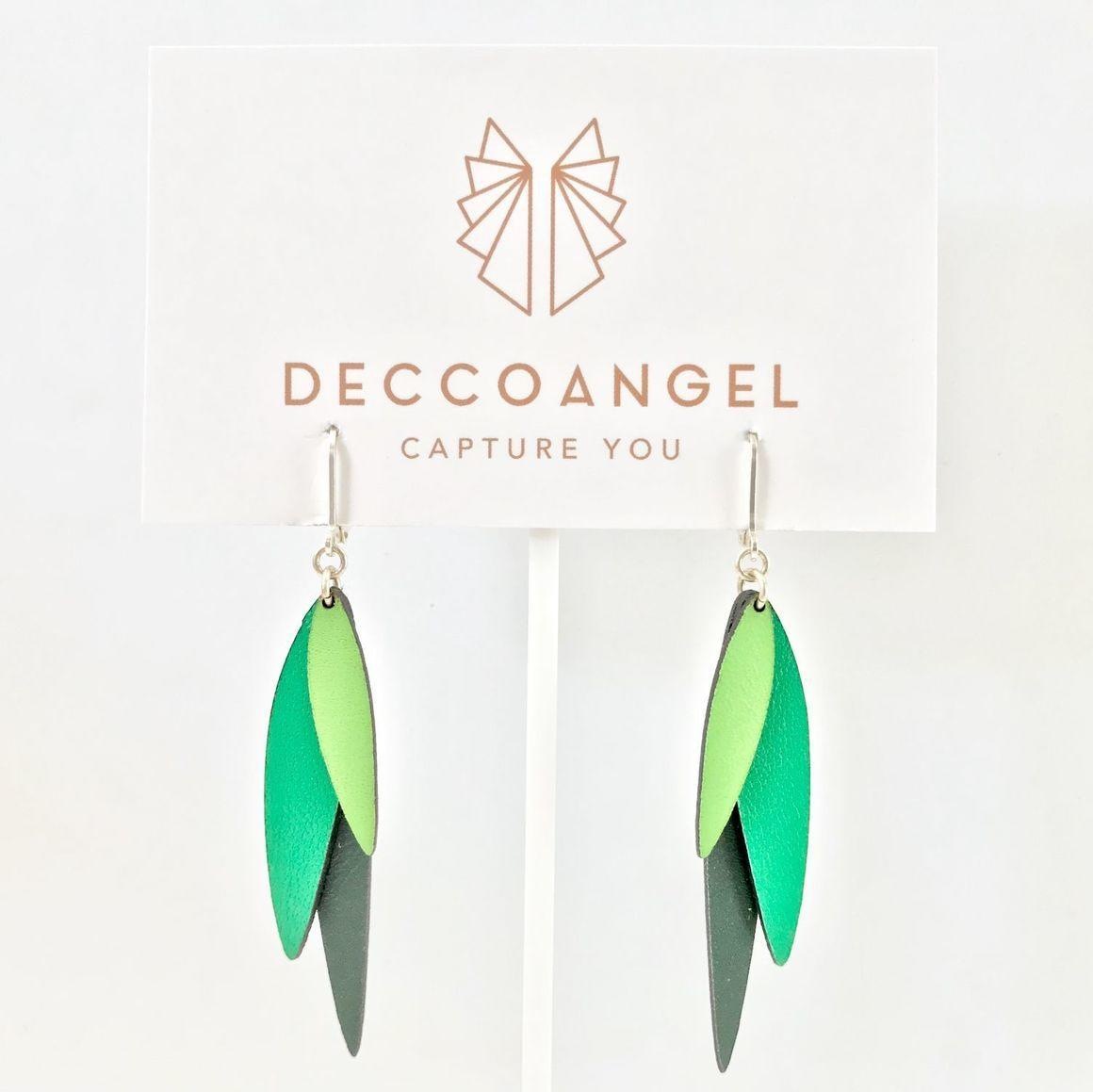 Feathers Parrot Earrings | Trada Marketplace
