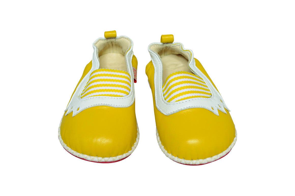 Spanish Stripe yellow/white   Trada Marketplace