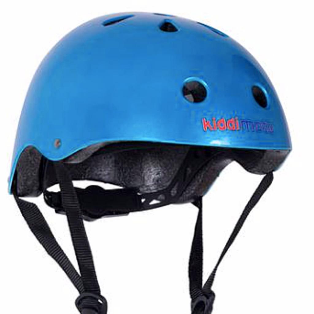 Metallic Ocean Blue Helmet | Trada Marketplace