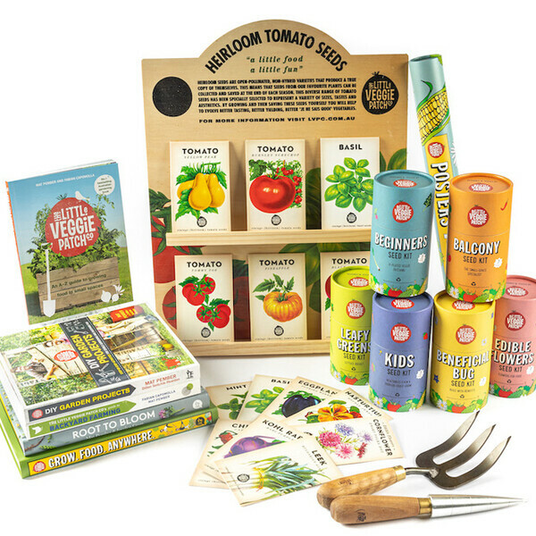The Little Veggie Patch Co | Trada Marketplace