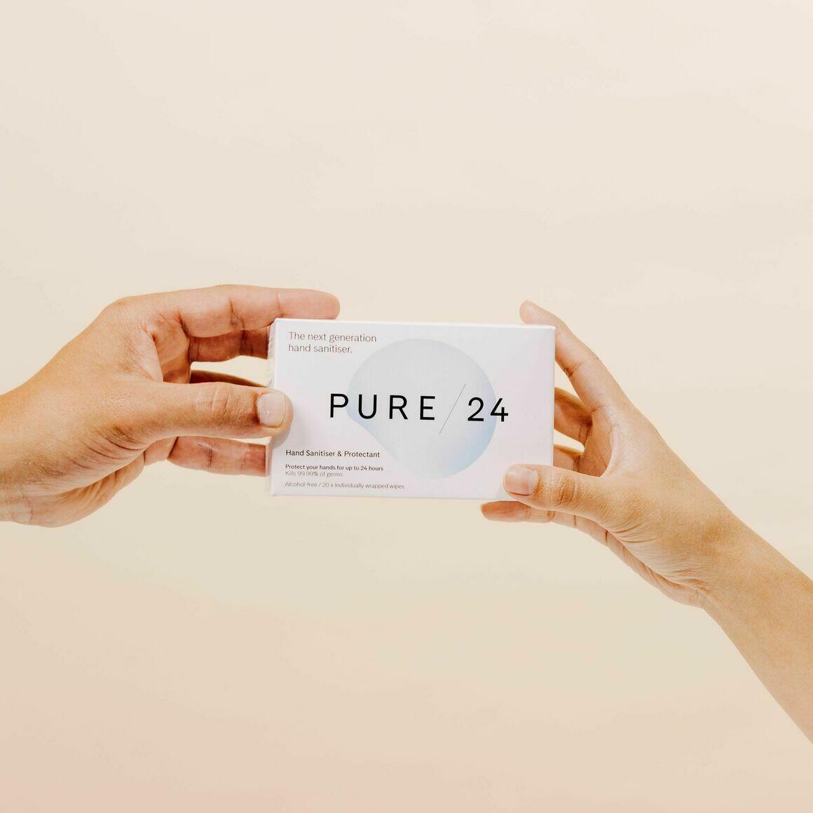 Single Use Wipes (20 Pack) | Hand Sanitiser& Protectant | Trada Marketplace