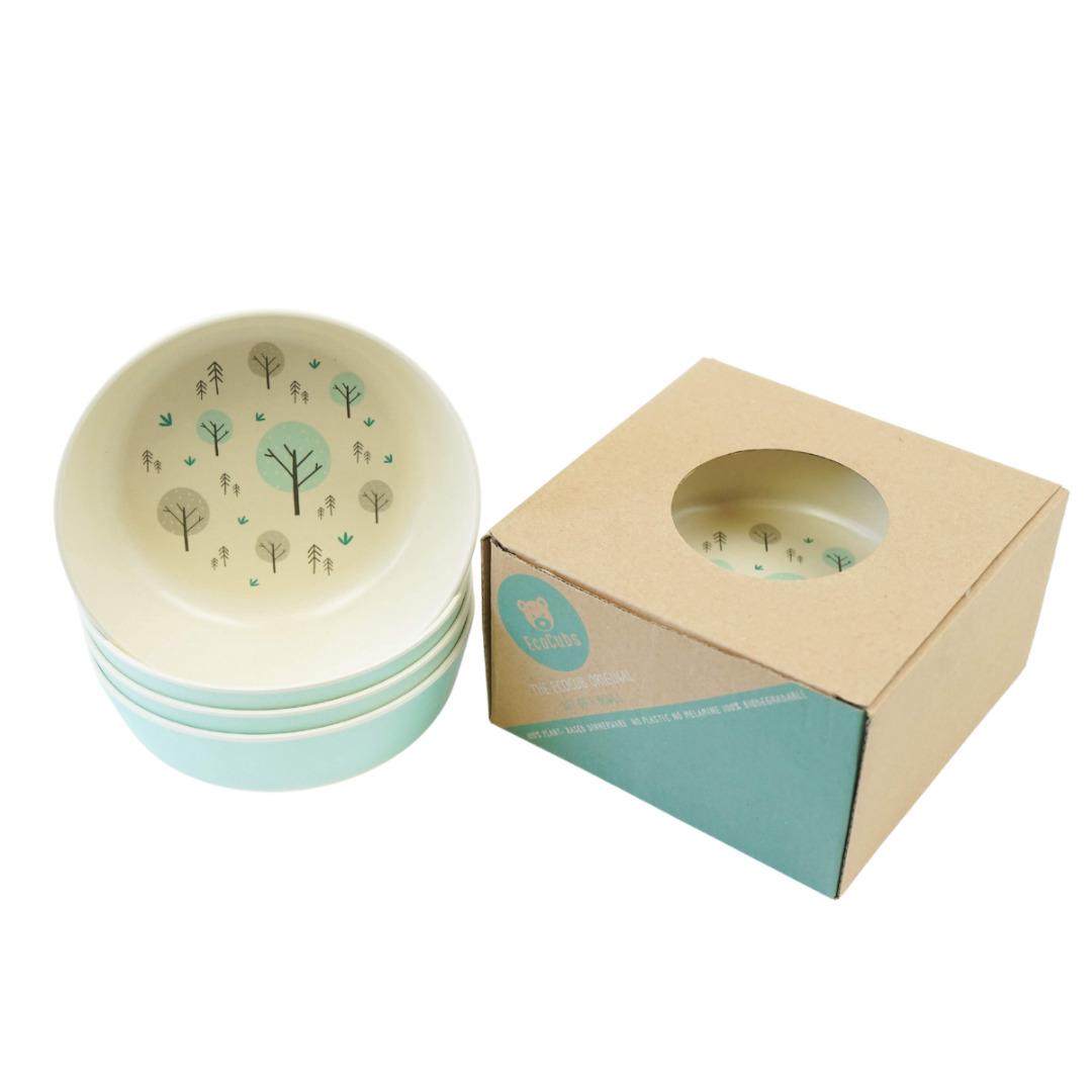 Set of 4 Bowls | Trada Marketplace