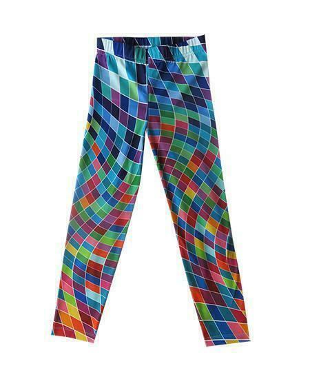 pixelmania! - printed leggings | Trada Marketplace