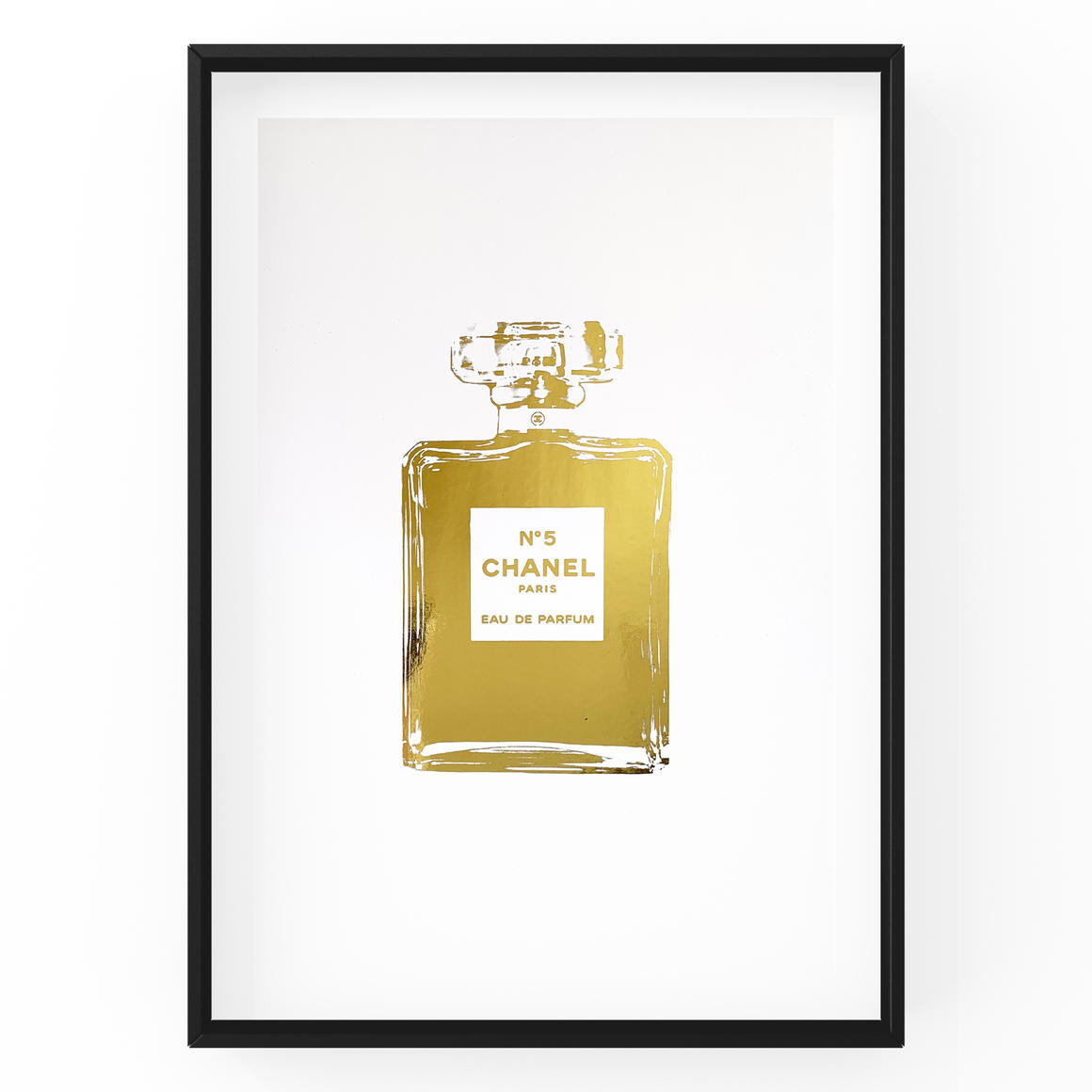 Chanel No5 Perfume Bottle | Trada Marketplace