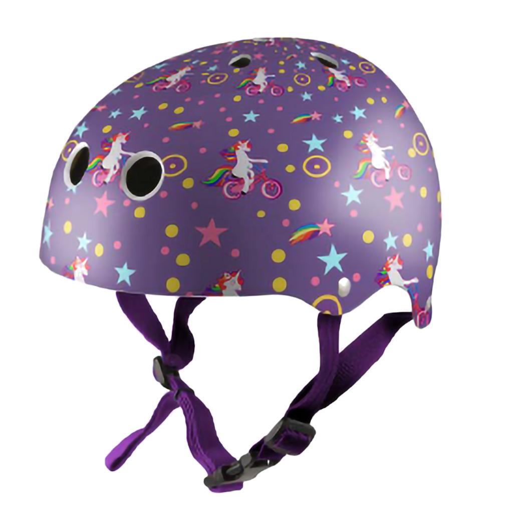 Purple Unicorn Helmet | Trada Marketplace