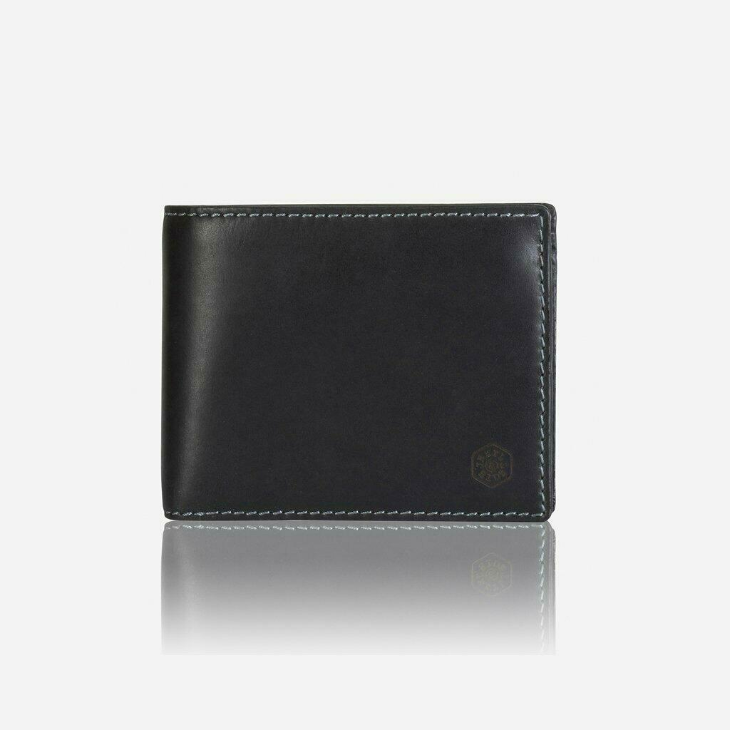 Texas Large Billfold Wallet with Coin BLACK | Trada Marketplace
