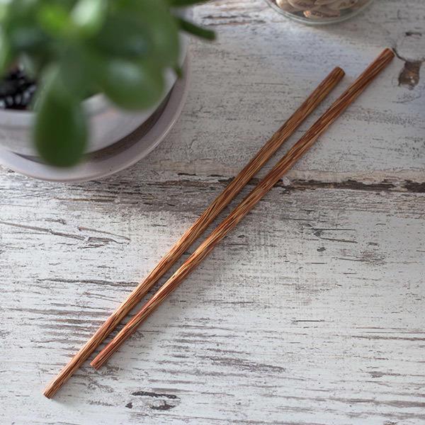Wooden Coconut Chopsticks | Trada Marketplace