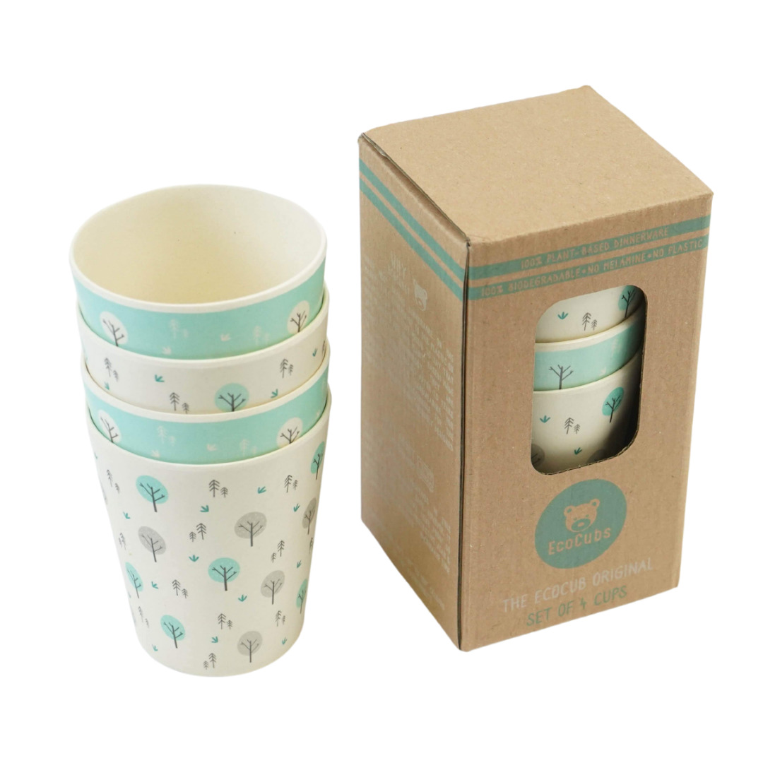 Set of 4 Cups | Trada Marketplace
