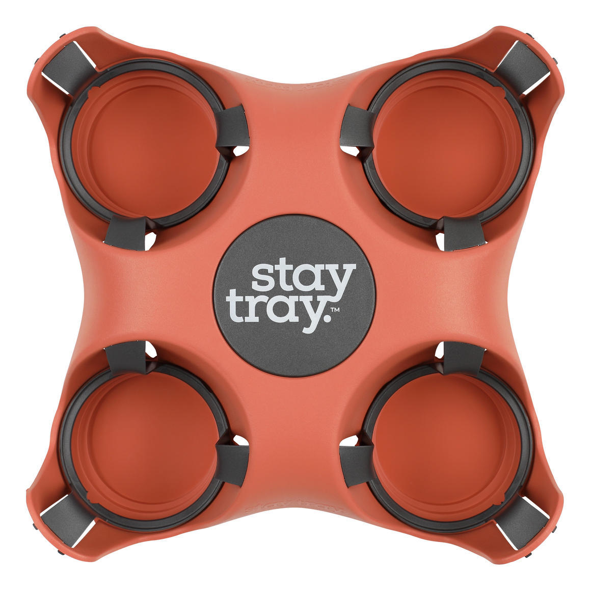 Stay tray Four Cup Holder Sunrise   Trada Marketplace