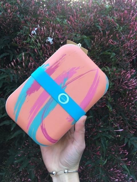 Perky Peach Lunch Box | Trada Marketplace