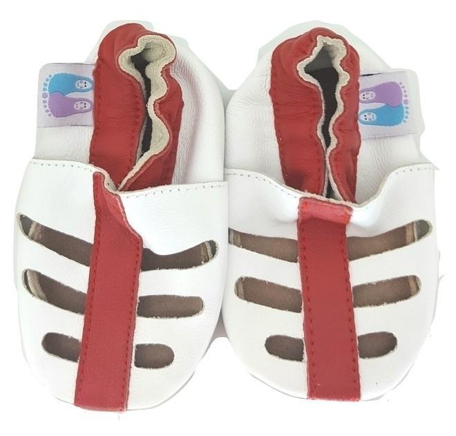 Red Pop Sandals | Trada Marketplace