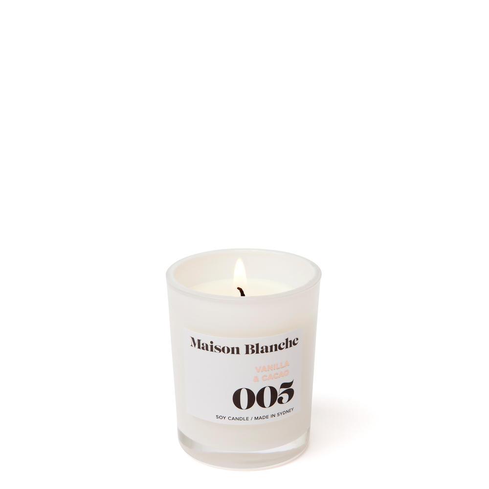 Bergamot & Tobacco / Small Candle | Trada Marketplace