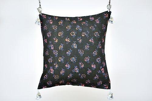 Gulab Green Back Cushion | Trada Marketplace