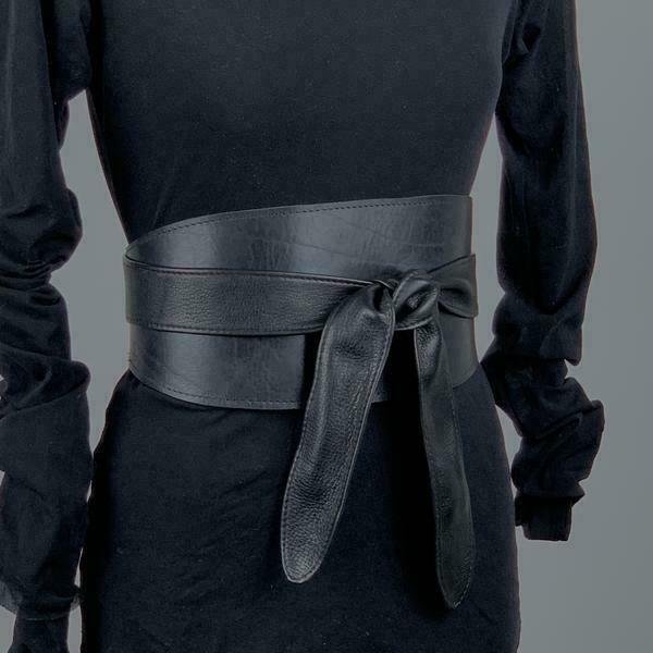 REMEN Wide Wrap Belt | Trada Marketplace