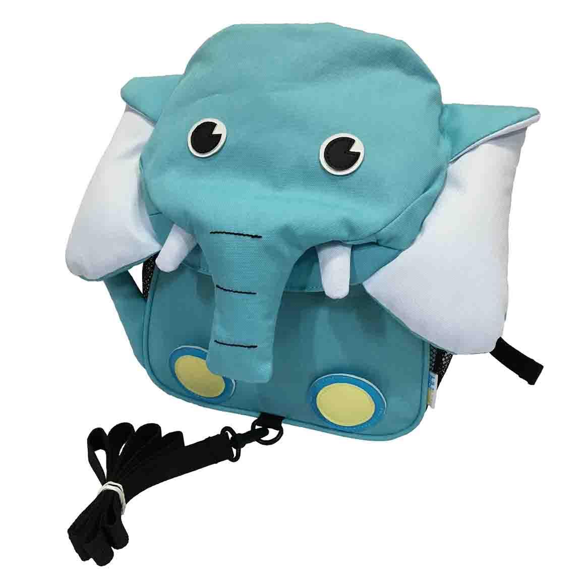 BibiKids Medium Harness Back Pack with lead - ELEPHANT   Trada Marketplace