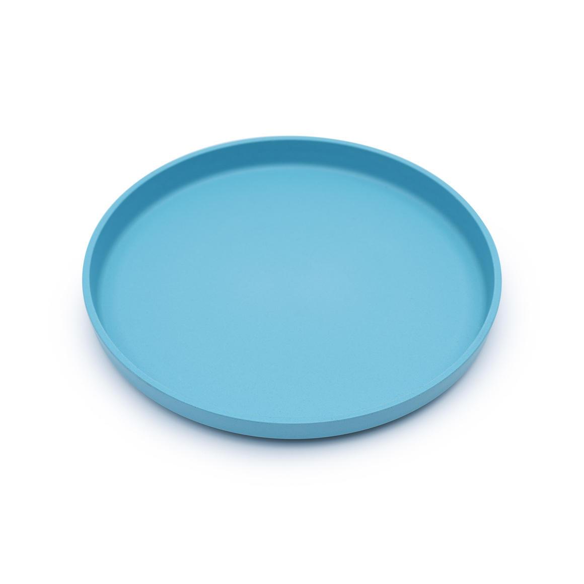Plant-Based Plate -Blue   Trada Marketplace