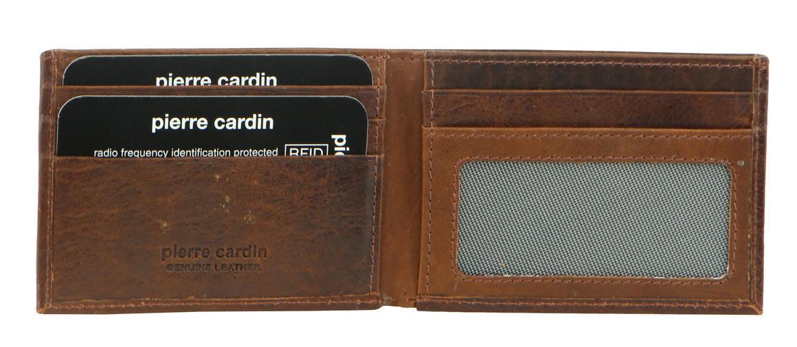 Pierre Cardin Italian Leather Mens Wallet   Trada Marketplace
