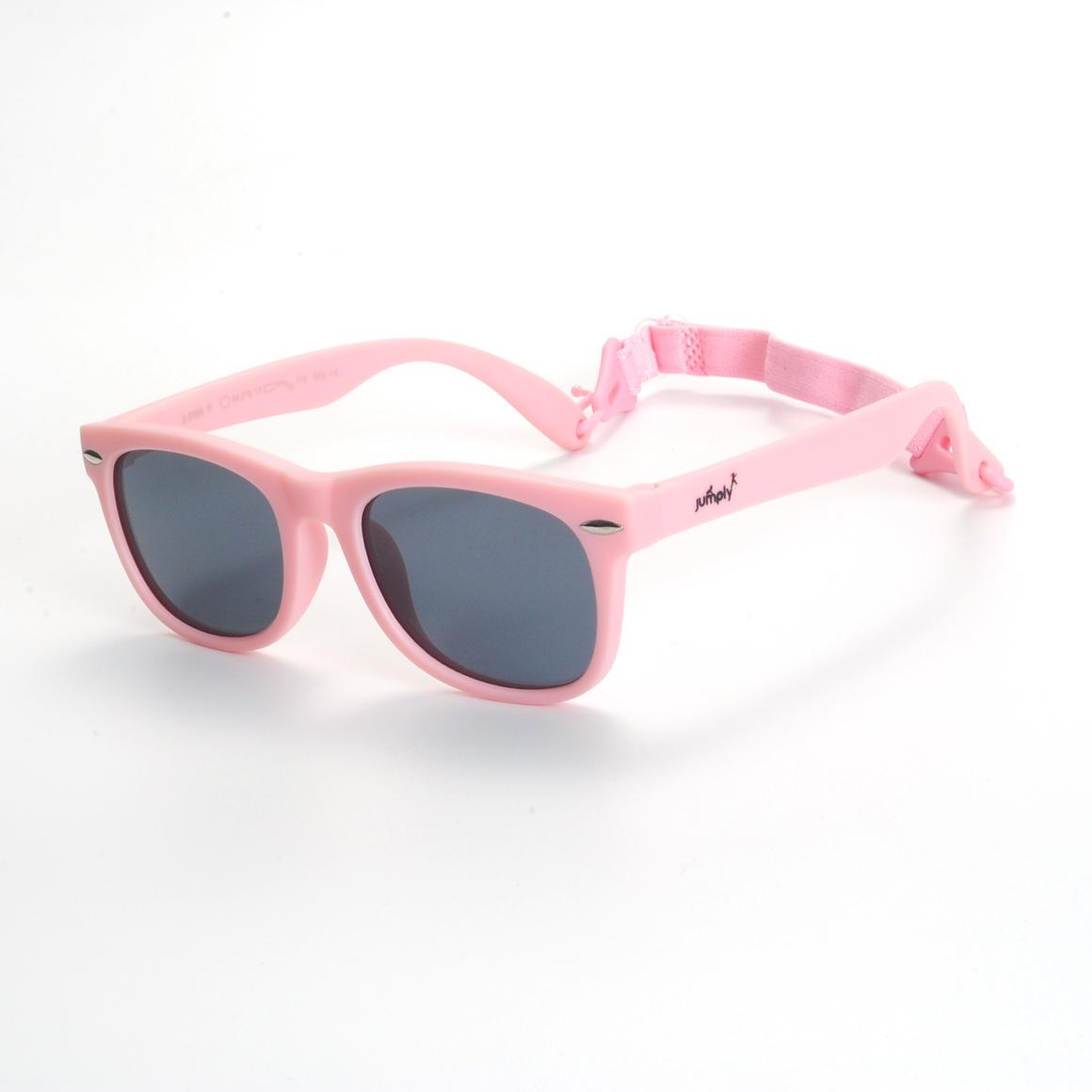 Baby & Toddler Flex Frame Sunglasses - Matte Baby Pink | Trada Marketplace